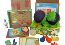 Green Kid Crafts April 2015 Box Spoilers - Dinosaur Discovery Box