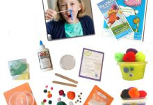 Green Kid Crafts Free Trial - Slime Monsters!