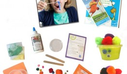 New Green Kid Crafts FREE Trial Slime Monsters! STEM Science Kit – Just Pay $4.95 shipping