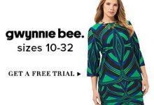 Gwynnie Bee FREE Trial Offer