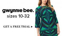 Get Your 1st Month of Gwynnie Bee Free