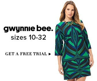 Gwynnie Bee FREE Trial Offer