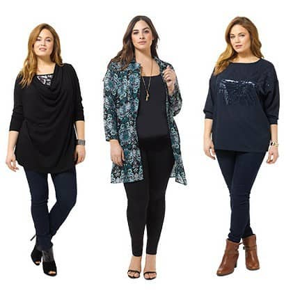 Gwynnie Bee March 2015 New Style Arrivals - Laid-Back Comfort