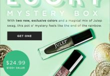Julep Maven Lucky March Mystery Box