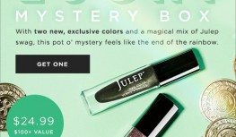 New Julep Maven Lucky March Mystery Box