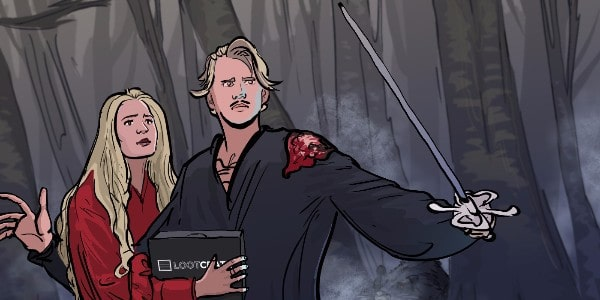 Loot Crate April 2015 Box Spoiler- The Princess Bride