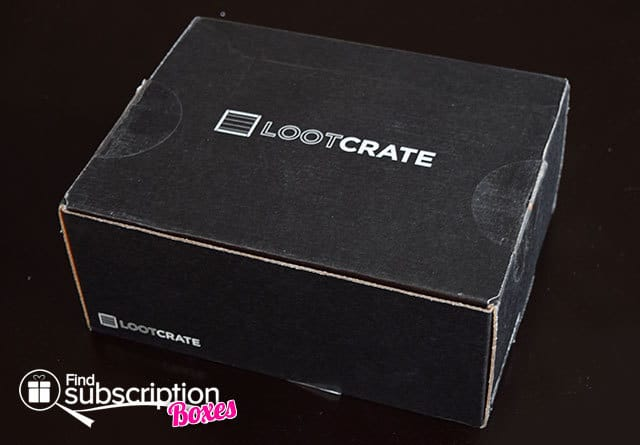 Loot Crate February 2015 Play Crate Box Review - Box