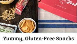 50% Off Your 1st Love With Food Gluten-Free Snack Box