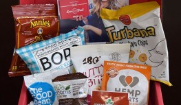 Love With Food March 2015 Healthy Grocery Girl Tasting Box Review