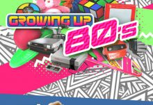 Nerd Block April 2015 Theme Reveal - Growing Up 80's