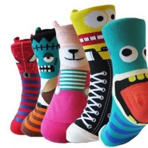 Sock Panda Sock Subscription Box