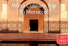 Join Try The World & Enter to Win a Trip to Morocco
