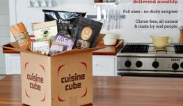 Save $15 Off Any Cuisine Cube Subscription with Code FSBMOTHERS15