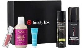 New April 2015 Target Beauty Box