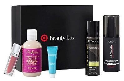 April 2015 Target Beauty Box