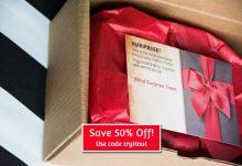 Blind Surprise Save 50% Off 1st Box