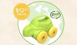 Save 30% Off Your 1st Citrus Lane Box + Get a Free Green Toys Bonus Gift with New Citrus Lane Subscriptions with Code GREENTOYS30