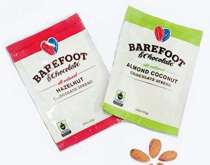 Conscious Box April 2015 Box Spoiler - Barefoot Chocolate