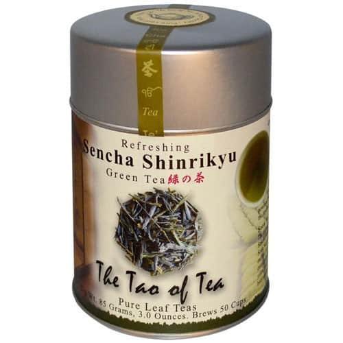 Escape Monthly April 2015 Box Spoiler - Tao Tea Premium Sencha Tea