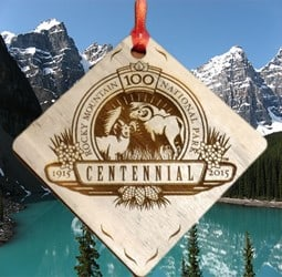 Escape Monthly May 2015 Box Spoiler - Centennial Celebration Key Ring