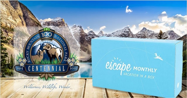Escape Monthly May 2015 Destination Reveal - Rocky Mountains