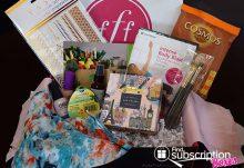 FabFitFun Spring 2015 VIP Box Review - Box Contents