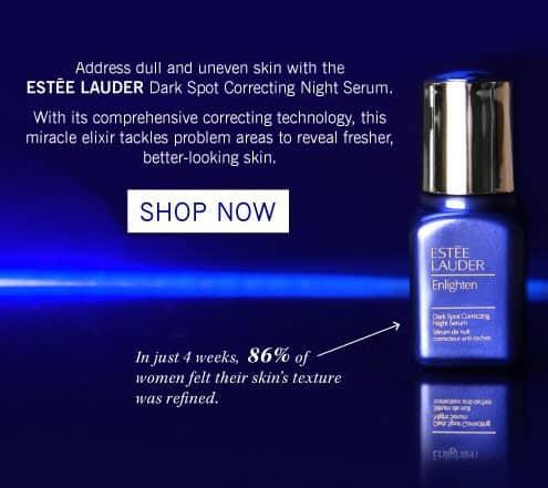 GLOSSYBOX April 2015 Box Spoiler - Estee Lauder Serum