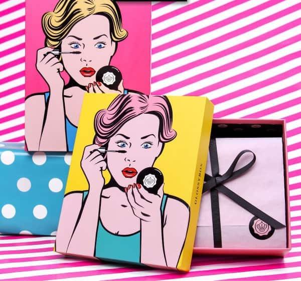 GLOSSYBOX April 2015 Box Spoiler - Pop Art Box