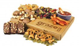 Get Your 1st Graze Box FREE