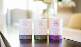 FREE Aromatic Soy Candle with New Honest Bundle Subscriptions with Code CANDLE4MOM