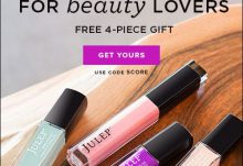 Julep Maven April Free Welcome Box