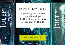 Julep Maven April Mystery Box