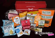 Love With Food March 2015 Gluten-Free Box Review - Box Contents