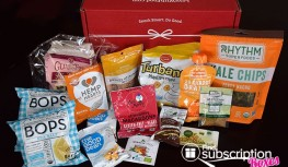 Love With Food March 2015 Healthy Grocery Girl Gluten-Free Box Review + 50% Off Coupon Code
