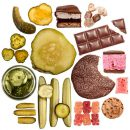 Mouth.com Pickles and Choclate Subscription