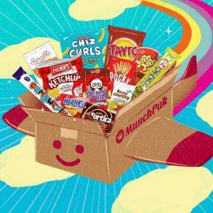 MunchPak Snack Subscription Box