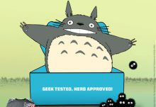 Nerd Block May 2015 Classic Block Box Spoiler - Totoro