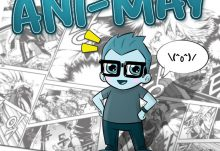 Nerd Block May 2015 Classic Block Theme - Ani-May