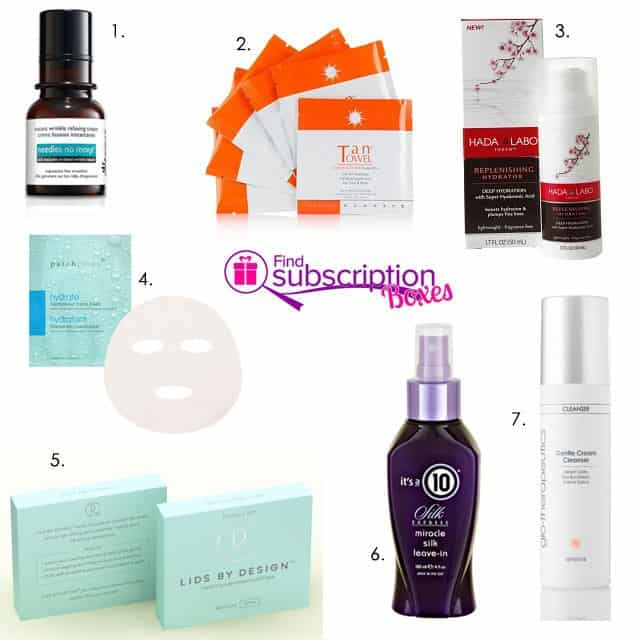 NewBeauty TestTube May 2015 Box Spoilers
