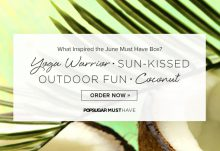 POPSUGAR Must Have June 2015 Inspiration Reveal
