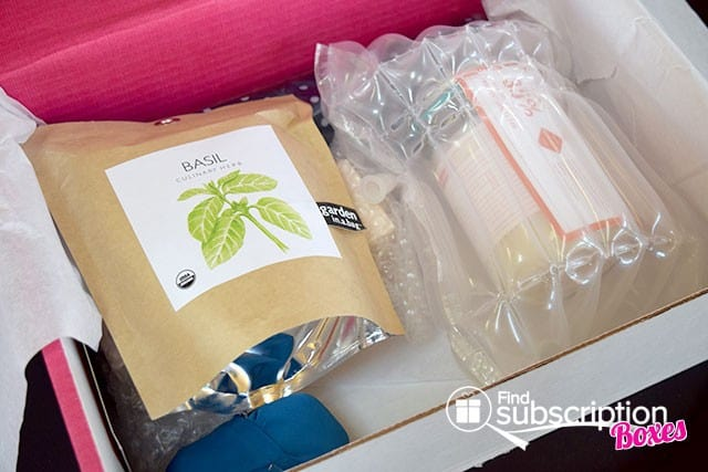 POPSUGAR Must Have April 2015 Box Review - First Look