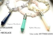 Sapphire Soul Free Gem Healing Necklace