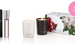 Get a FREE Deluxe Candle Set with 6 and 12 Month Scentbird Subscriptions