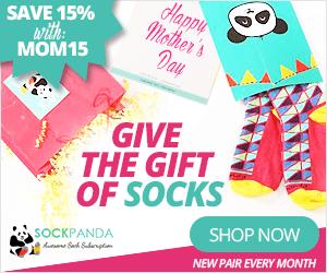 Sock Panda Save 15% Off Coupon
