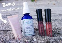 Vegan Cuts April 2015 Beauty Box Bonus Gift - Pacifica