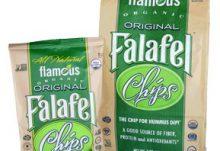 Vegan Cuts April 2015 Snack Box Spoiler - Flamous Falafel