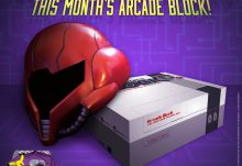 Arcade Block June 2015 Box Spoiler - Metroid