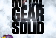 Arcade Block May 2015 Box Spoiler - Metal Gear Solid