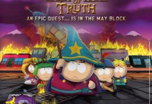 Arcade Block May 2015 Box Spoiler - South Park The Stick of Truth