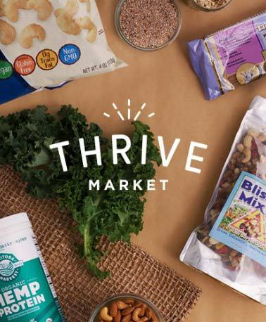 Arianna Huffington Quarterly Box Spoiler May 2015 Box - Thrive Market